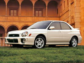 Chronologie Subaru Impreza: od 1992 dodnes