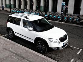 Český trh v únoru 2012: Nejprodávanější malé terénní vozy, SUV a crossovery