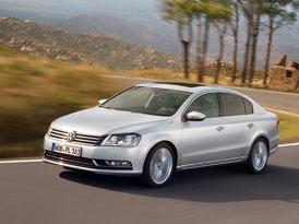 Budoucností VW Passat je TDI se dvěma turby