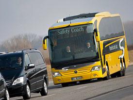 Mercedes-Benz Travego ještě bezpečnější
