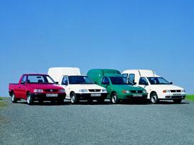 Volkswagen Caddy slaví 30 let