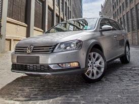 VW Alltrack Concept: Terénní Passat se představí i Američanům