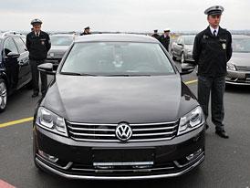 O víkendu dávejte na silnicích pozor, policie nasadí nové Passaty a stovky policistů navíc