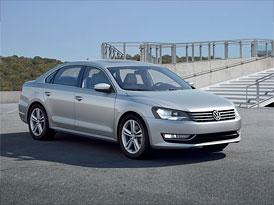 Passat je žádaný i v Americe, VW tam díky němu roste o více než 40 %