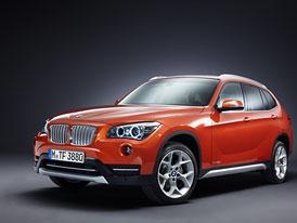 BMW X1 po faceliftu: Návrat šestiválce