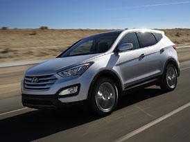 Hyundai ix45: Nástupce modelu Santa Fe nabídne výběr dvou délek