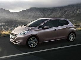 Peugeot 208 se chce víc líbit ženám