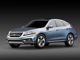 Honda Crosstour: Modernizované japonské X6 pro Ameriku