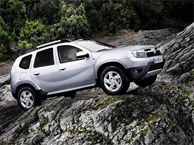 Každé 10. auto prodané v Rumunsku je Dacia Duster
