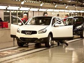 Nissan Qashqai se bude vyrábět i v Rusku