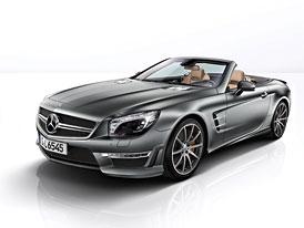Mercedes SL 65 AMG: Limitovan� edice oslav� 45 let AMG