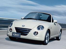 Daihatsu Copen jde po 10 letech výroby do důchodu