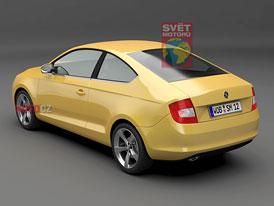 Škoda Garde se vrací, zjistil Svět motorů