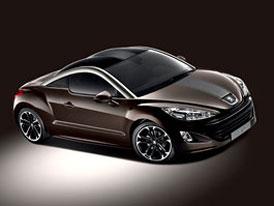 Peugeot láká Němce na RCZ limitovanou sérií Brownstone