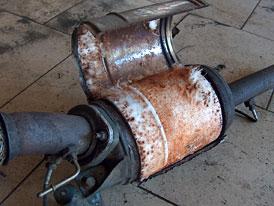 Dieselová Pro a Proti VII: Pravda o vytloukání filtrů pevných částic