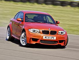 BMW 1 M Coupé končí, nástupce se už testuje (video)