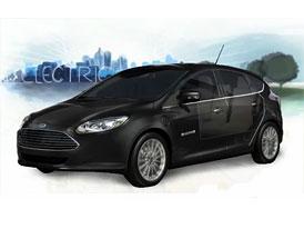 Ford představí elektrický Focus na Facebooku, zatím Američanům