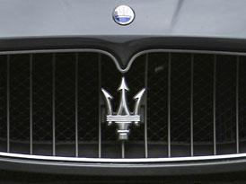 Maserati chce prodávat 50.000 aut ročně, plánuje tři nové modely