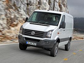 Volkswagen: Prodeje užitkových modelů za první čtvrtletí 2012