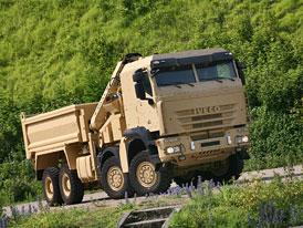 Iveco Defence Vehicles: Stroje pro britskou armádu