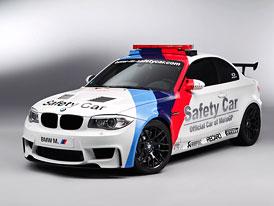BMW v MotoGP: 1 M Coupé, M5 i M6 jako safety car
