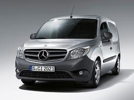 Mercedes-Benz Citan představen v Amsterdamu