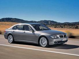NHTSA: Volící páka automatu v BMW řady 7 má na svědomí 16 nehod
