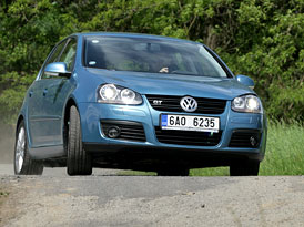 Bazar: Volkswagen Golf V je nejistý megaloman