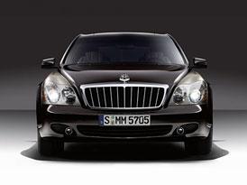 Maybach vyprodává auta se slevou až 1,9 milionu korun