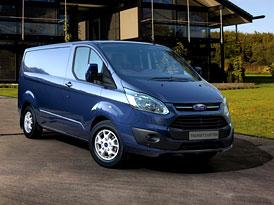 Ford Transit Custom navazuje na Tourneo Custom