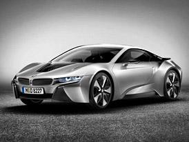 BMW i8: Pravděpodobná podoba sériové verze