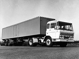 DAF 2600 oslavuje 50. výročí