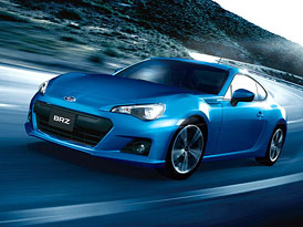 Subaru BRZ: v Evropě za 1,02 milionu korun