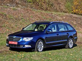 Český trh v březnu 2012: Nejprodávanější automobily střední třídy