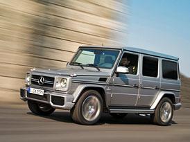 Prodeje Mercedesu-Benz třídy G táhne zájem z Ruska a Číny