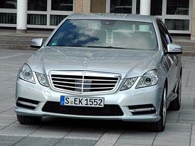 Za volantem Mercedesu E 300 BlueTec Hybrid – Proč vůbec vznikl?