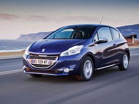 Peugeot 208: České ceny začínají na 235 tisíc Kč