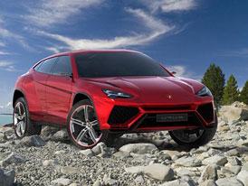 Lamborghini Urus: SUV vyzrazeno