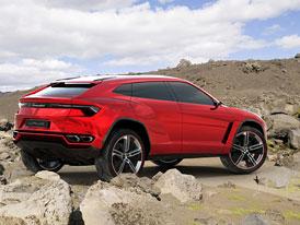 Lamborghini Urus: Italské SUV s 600 koni oficiálně
