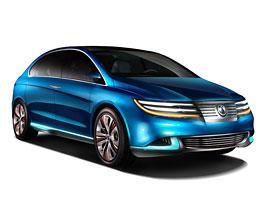 DENZA EV: První společný elektromobil BYD a Daimler