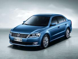 Volkswagen Lavida: Čínský sedan s agresivnější tváří