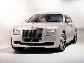 Rolls-Rolls představil ultraluxusní koncept Ghost Six Senses