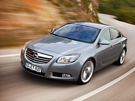 Opel Insignia BiTurbo 2,0 CDTI (143 kW): V Česku od 767.400,- Kč