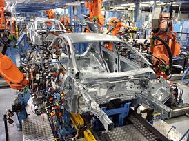 Ford omezí výrobu Fiesty v Kolíně nad Rýnem