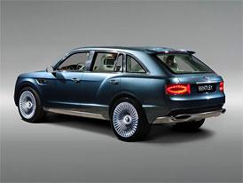 Bentley: Už v roce 2015 prodáme 3000 vozů SUV