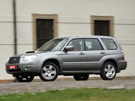 Bazar: Subaru Forester SG – Vítězný trojbojař