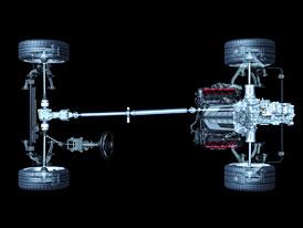 Technika v automobilech: Syst�my pohonu v�ech kol