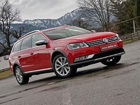 Volkswagen Passat Alltrack v Česku od 804.900,- Kč