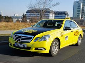 Bazar: Ojeté vozy taxislužby jsou skvělá učebnice závad