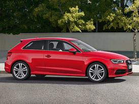 Nov� Audi A3: Prvn� info o cen�ch v EU